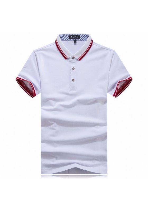 如何防止订制POLO衫领口变形-娇兰服装有限公司